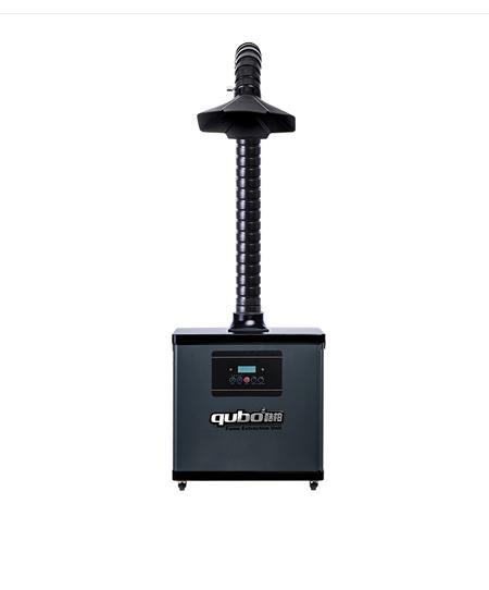 移动式激光打标焊锡烟尘净化器DX1001