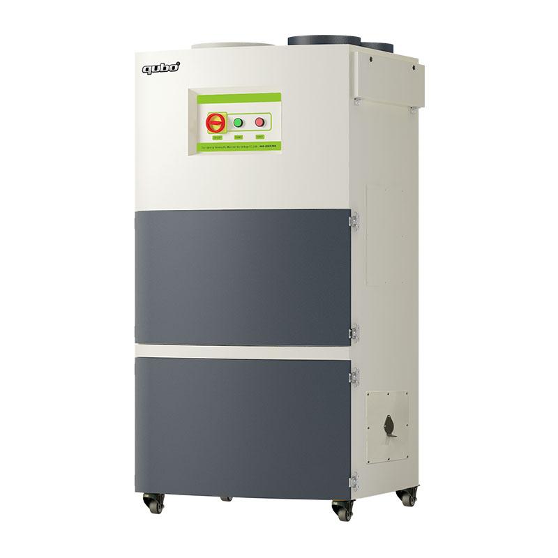 激光切割烟尘波峰焊烟雾净化器Q1500-10/Q2000-12