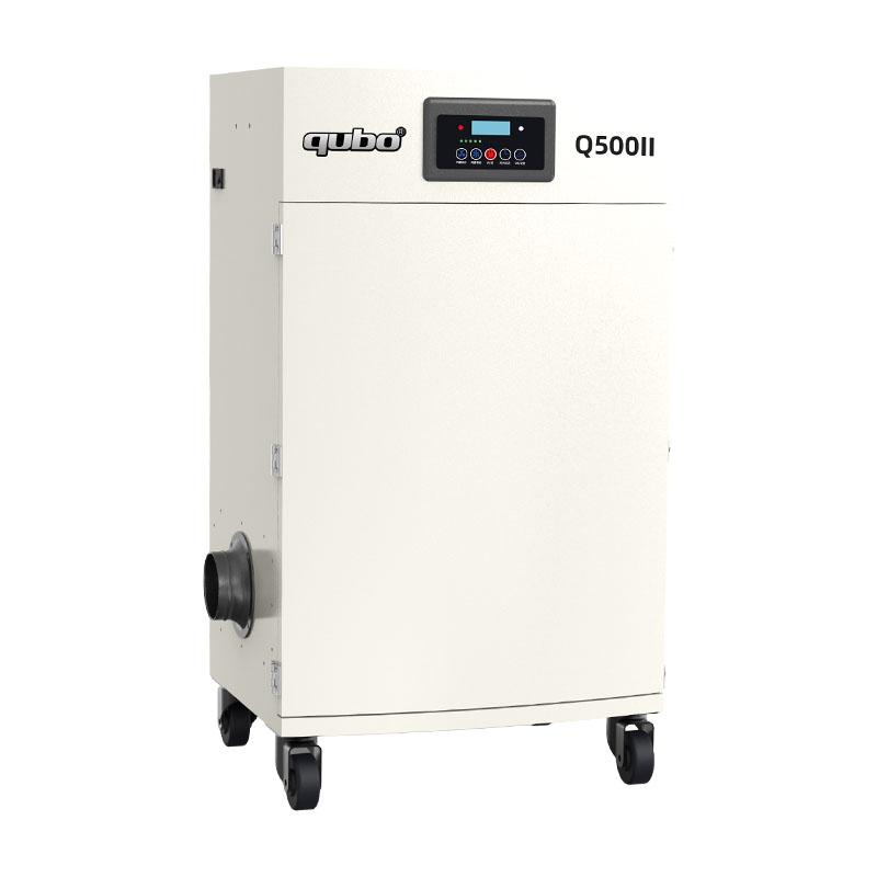 激光切割激光焊接焊锡烟雾净化器Q500-II/Q570-II
