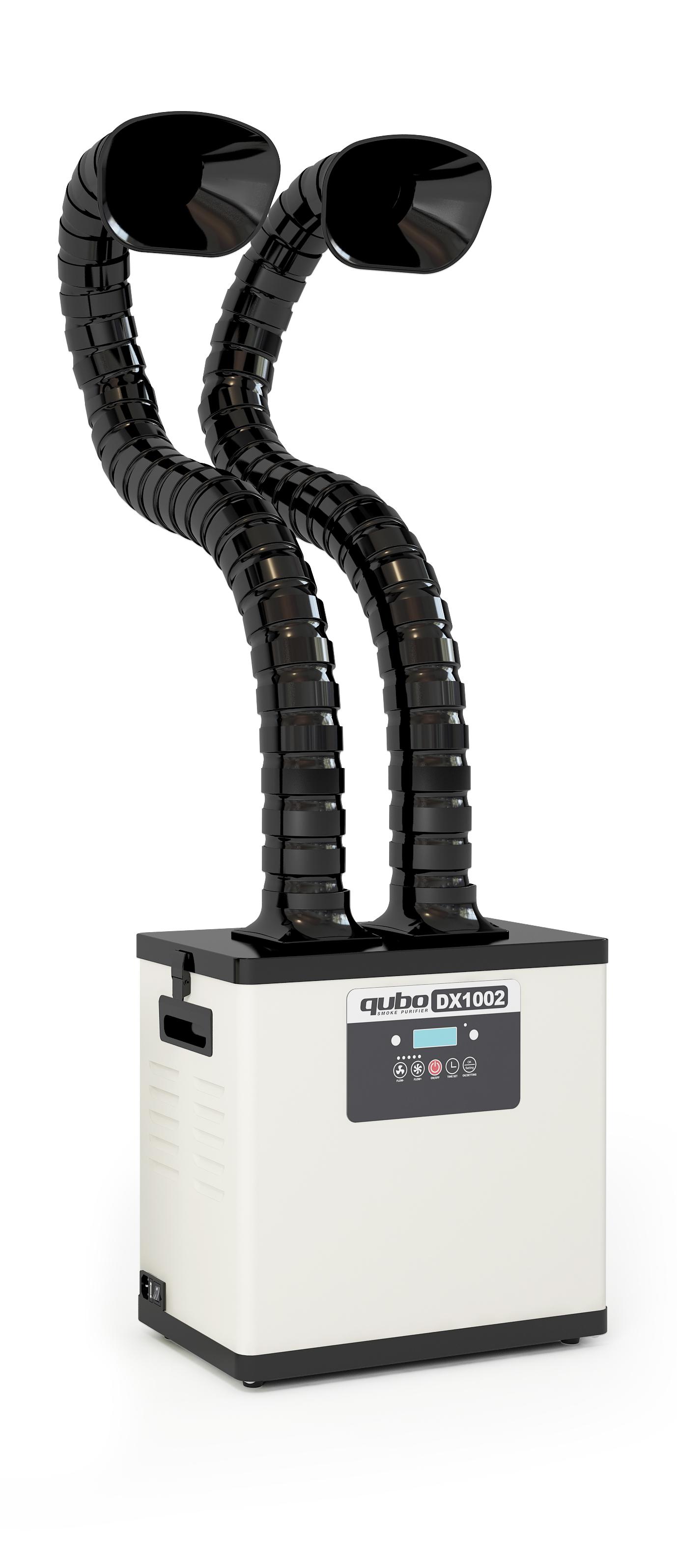 激光打标焊锡烟雾净化器DX1002
