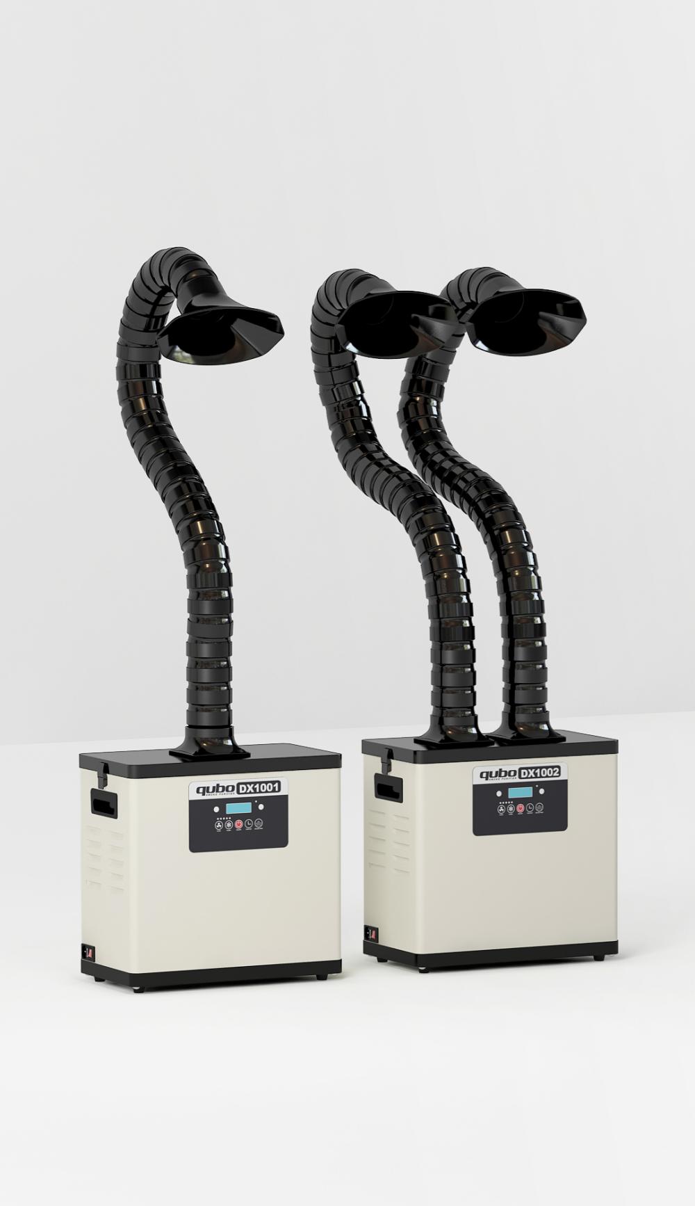 手工焊锡烟雾净化器DX1001